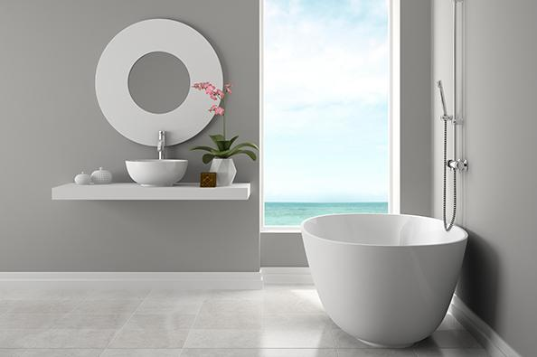 Carrelage-Salle de bain